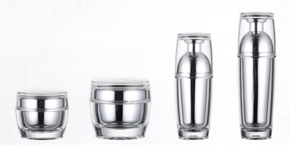 RL22果达尔系列膏霜乳液瓶化妆品包装套装